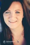 Senior Girl Blue Eyes