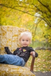 Adorable Toddler Yellow Chair