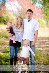 Family Portraits - family of 4