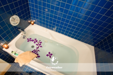 Interior Photography - Bathtub