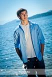 Senior Guy Portrait Flathead Lake