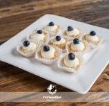 White Chocolate Blueberry Desserts