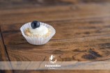 White Chocolate Blueberry Dessert