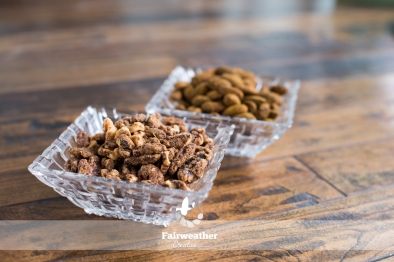 House Candied Nuts