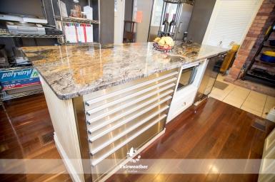 Kitchen Interior Photography